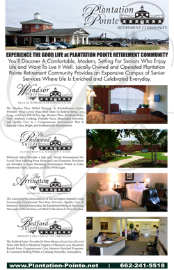 Plantation Pointe Retirement Community